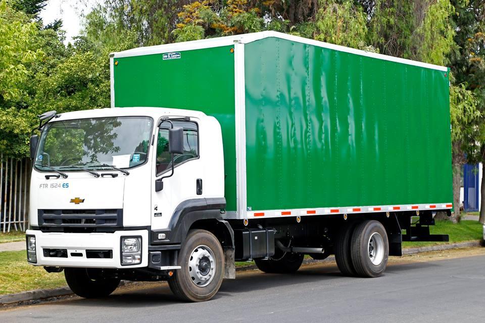 NOVO III, Carrocería Especialmente Fabricada Para El Transporte De Carga Seca