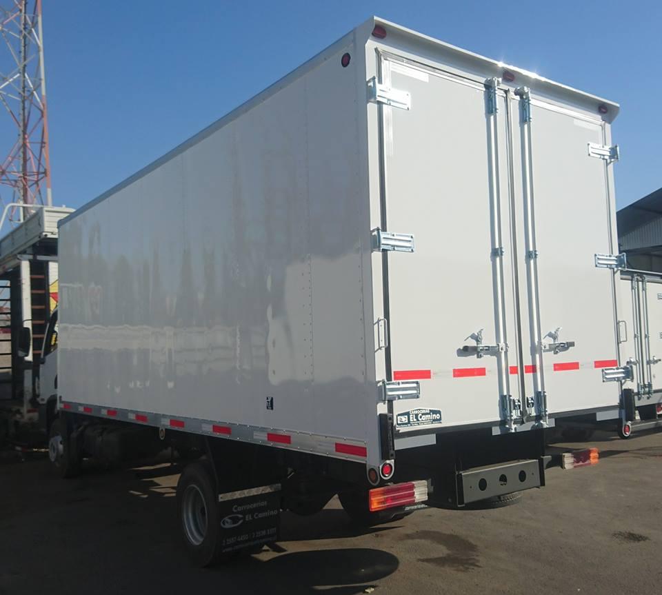 "Unidades De Carga Seca Modelo ""Novo III"" De Nuestros Clientes TNT LIT Cargo, Hoy FedEx"