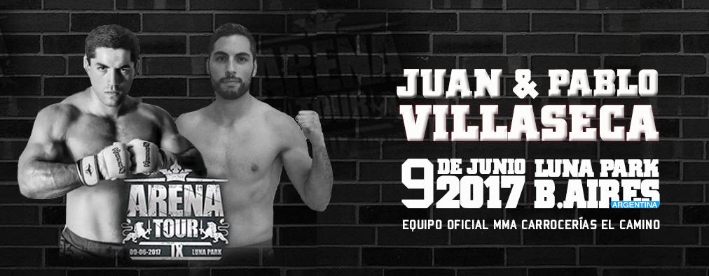 Carrocerías El Camino, La Maestranza Oficial De Las MMA En Chile – Arena Tour IX