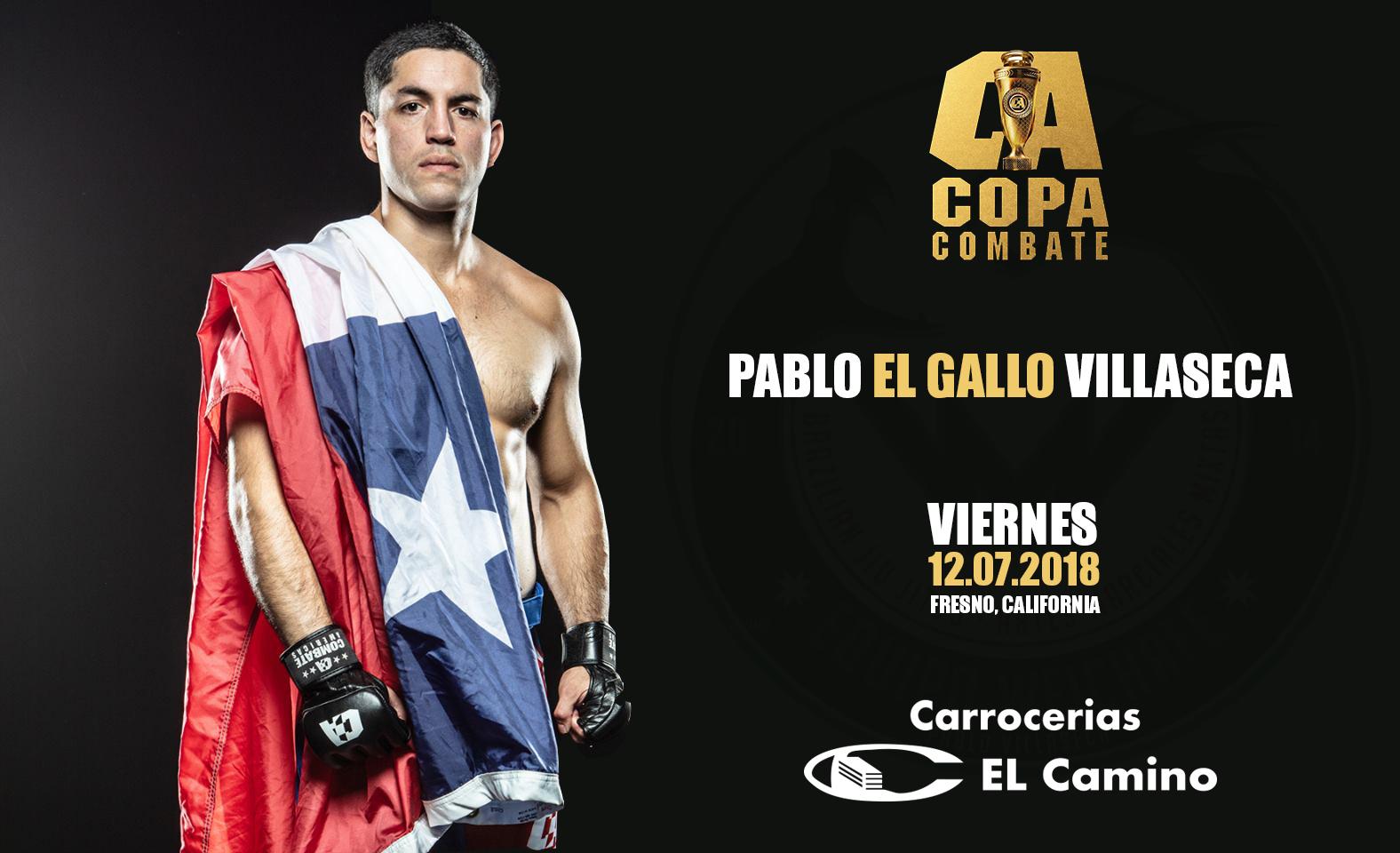 """Pablo """" El Gallo"""" Villaseca, Embajador Carrocerías El Camino"""
