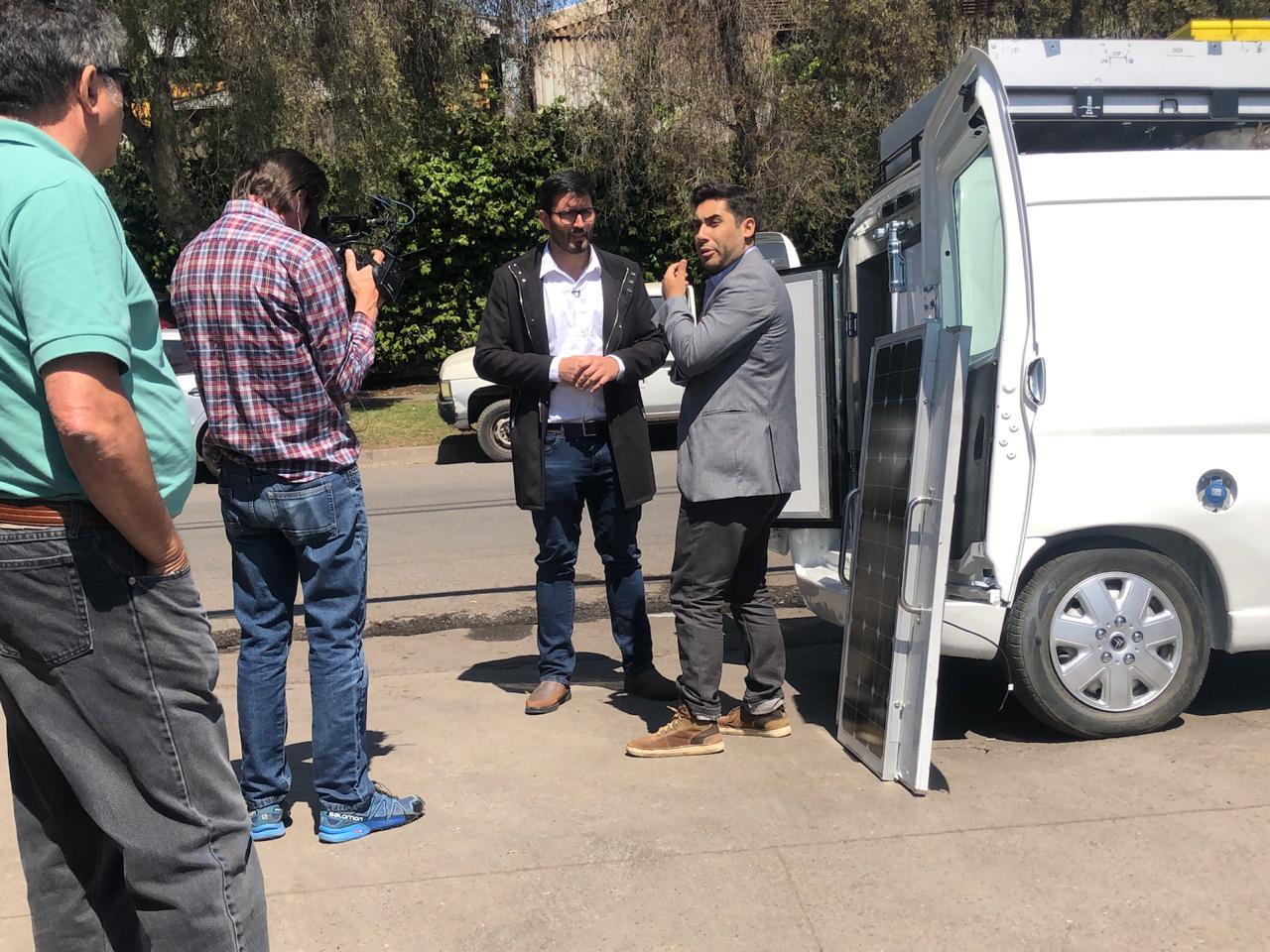 Reportaje:  Thermo Rex Electric: El Primer Vehículo De Conversión Nacional Con Motorización Y Sistema De Refrigeración 100% Eléctricos